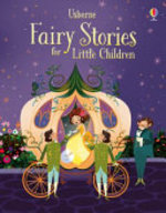Book cover of FAIRY STORIES FOR LITTLE CHILDREN