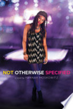Book cover of NOT OTHERWISE SPECIFIED