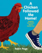Book cover of CHICKEN FOLLOWED ME HOME
