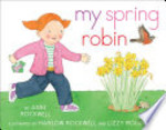 Book cover of MY SPRING ROBIN