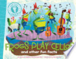 Book cover of FROGS PLAY CELLOS