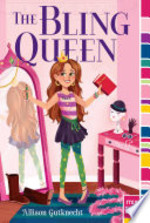 Book cover of BLING QUEEN