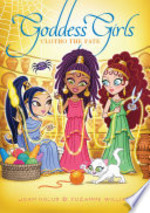 Book cover of GODDESS GIRLS 25 CLOTHO THE FATE