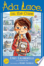 Book cover of ADA LACE 01 ON THE CASE