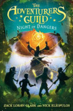 Book cover of ADVENTURES OF GUILD NIGHT OF DANGERS