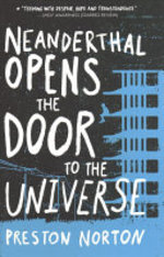 Book cover of NEANDERTHAL OPENS THE DOOR TO THE UNIVER