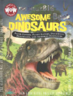 Book cover of REALLY BIG AWESOME DINOSAUR BOOK