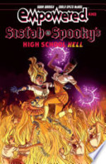 Book cover of EMPOWERED & SISTAH SPOOKY'S HIGH SCHOOL