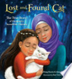 Book cover of LOST & FOUND CAT