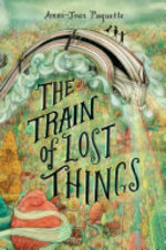 Book cover of TRAIN OF LOST THINGS