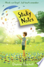 Book cover of STICKY NOTES