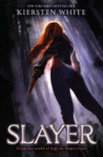 Book cover of SLAYER