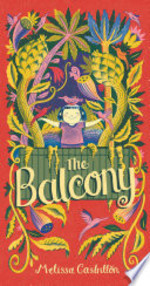Book cover of BALCONY