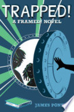 Book cover of FRAMED 03 TRAPPED