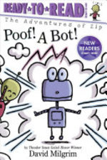 Book cover of POOF A BOT