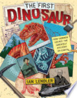 Book cover of 1ST DINOSAUR