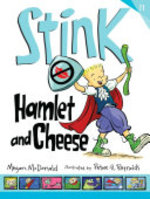 Book cover of STINK HAMLET & CHEESE