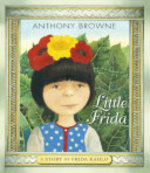 Book cover of LITTLE FRIDA