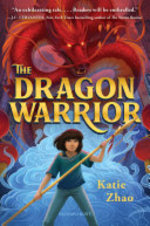 Book cover of DRAGON WARRIOR