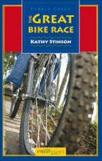 Book cover of GREAT BIKE RACE