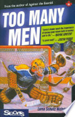 Book cover of TOO MANY MEN