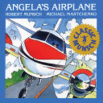 Book cover of ANGELA'S AIRPLANE