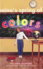Book cover of MINA'S SPRING OF COLORS