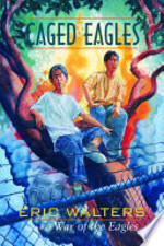 Book cover of CAGED EAGLES