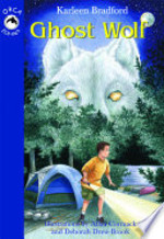 Book cover of GHOST WOLF