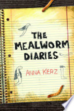Book cover of MEALWORM DIARIES