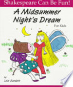 Book cover of MIDSUMMER NIGHT'S DREAM FOR KIDS