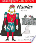 Book cover of HAMLET FOR KIDS
