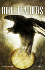Book cover of 3 FEATHERS