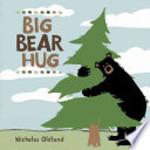 Book cover of BIG BEAR HUG