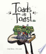 Book cover of TOADS ON TOAST