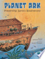 Book cover of PLANET ARK