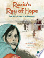 Book cover of RAZIA'S RAY OF HOPE
