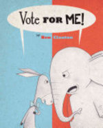Book cover of VOTE FOR ME