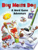 Book cover of BOY MEETS DOG