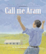 Book cover of CALL ME ARAM