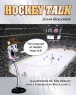 Book cover of HOCKEY TALK