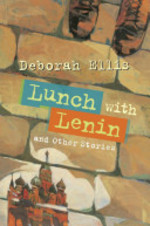 Book cover of LUNCH WITH LENIN