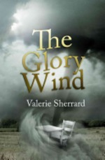 Book cover of GLORY WIND