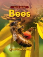 Book cover of BUZZ ABOUT BEES