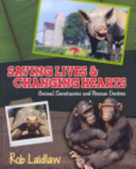 Book cover of ANIMAL SANCTUARIES & RESCUE CENTRES