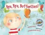 Book cover of BYE BYE BUTTERFLIES