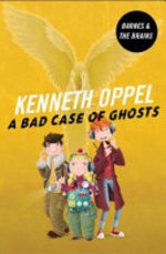 Book cover of BAD CASE OF GHOSTS