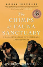 Book cover of CHIMPS OF FAUNA SANCTUARY