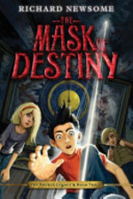 Book cover of ARCHER'S LEGACY 03 MASK OF DESTINY