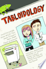 Book cover of TABLOIDOLOGY